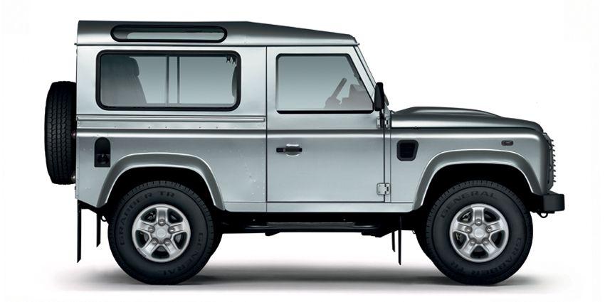 Land Rover Defender Auto Carros