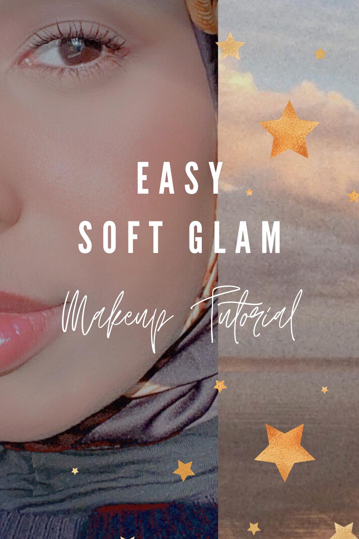 Soft-ish Glam Makeup Tutorial | Fatoum