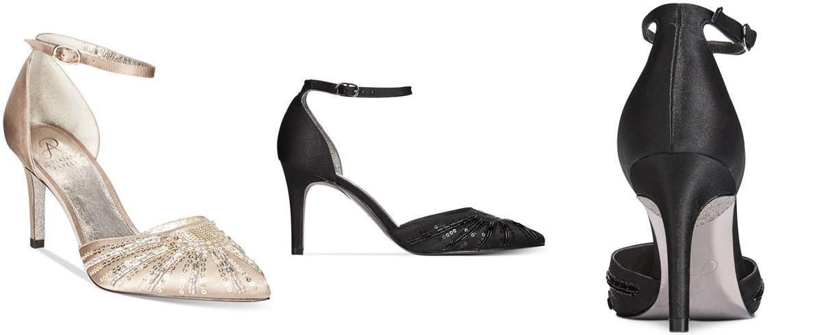 703cd4b934 Adrianna Papell Hollis Evening Pumps - Evening & Bridal - Shoes - Macy's