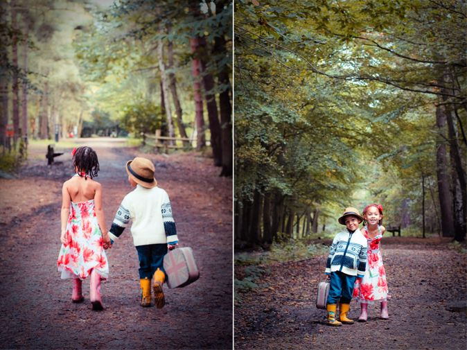 Anesta Broad Photography - Children's shoot Thorndon Country Park Brentwood Essex