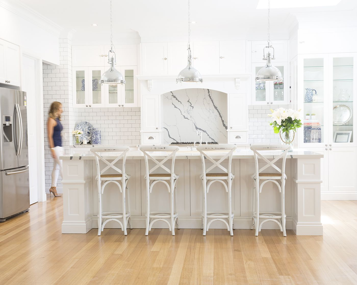 Top 5 Kitchen Trends For 2017 Stools For Kitchen Island Bar