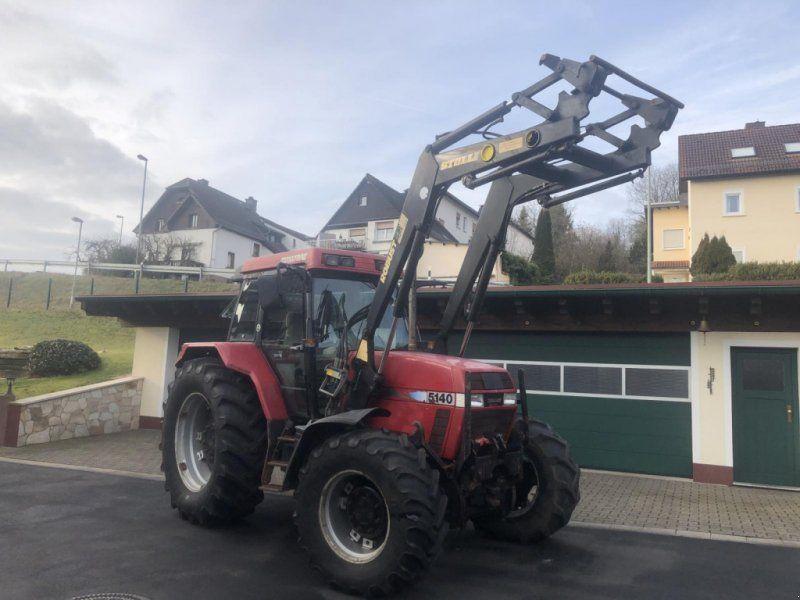 Case Ih Maxxum 5140 Pro Wie 5130 5150 Frontlader Fh Fz Druckluft Kima Ehr Tuv Traktor In 2020 Druckluft Traktor Case Ih