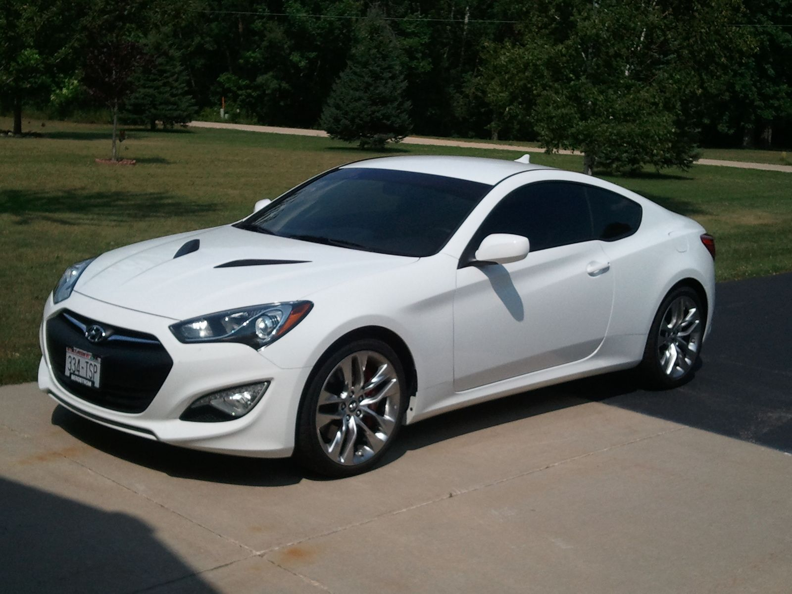 Hyundai Genesis Coupe Pimp My Ride Pinterest
