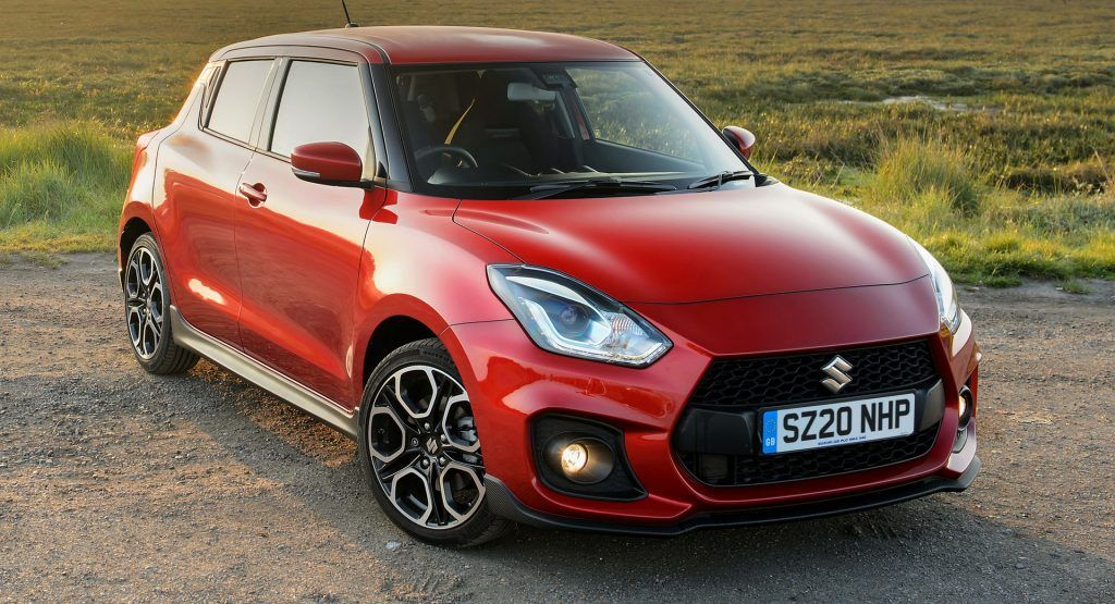 2020 Suzuki Swift Sport Gains Hybrid System Loses 10 Hp In The Process In 2020 Suzuki Swift Sport New Suzuki Swift Suzuki Swift