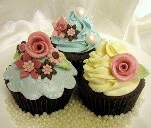 Bridal Shower Cupcakes Bridal Shower Cupcakes Bridal Shower Cupcakes