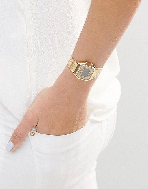Casio LA680WEGA Mini Digital Gold Watch  bcc4f6055a1e