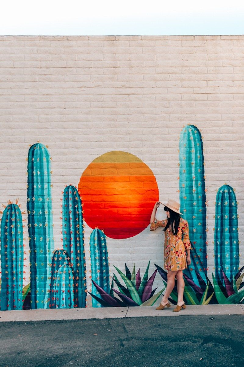 The Most Instagrammable Places in Scottsdale, Ariz