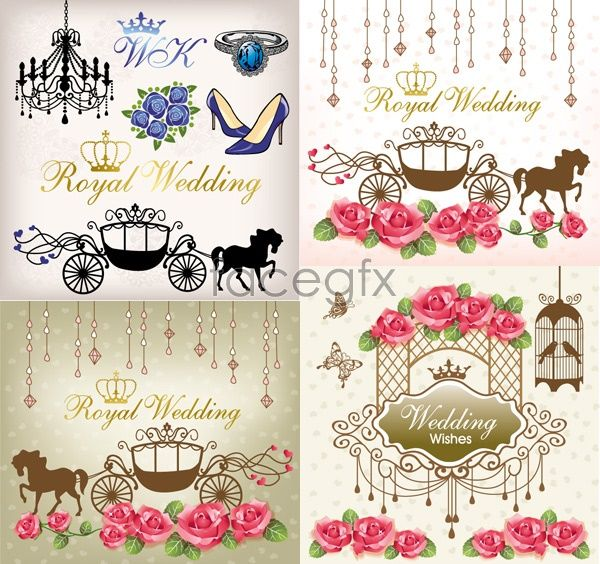 Free download royal wedding theme vector the royal wedding theme free download royal wedding theme vector the royal wedding theme carriage diamonds roses junglespirit Gallery
