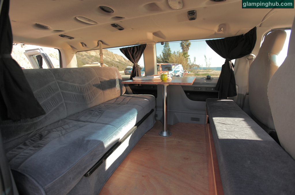 Flashy Campervans Rental, Las Vegas | Camper Van | Campervan rental