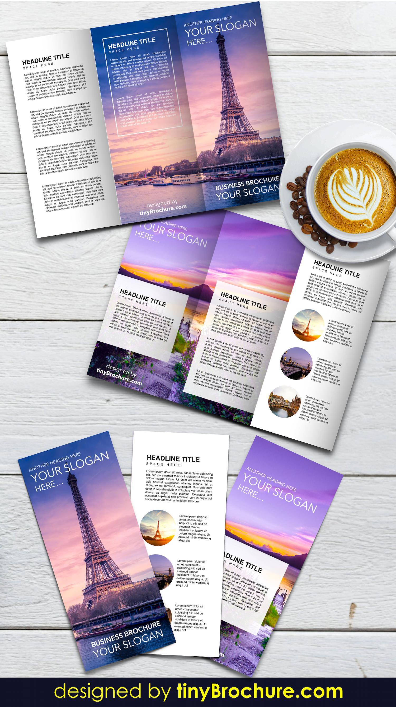 3 Panel Brochure Template Google Docs Free Travel Brochure Design Free Brochure Template Brochure Template