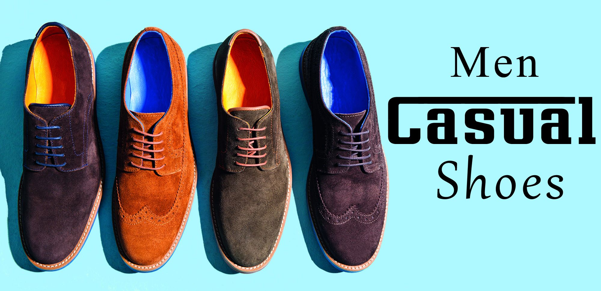 Feel Smart In The Most Exclusive Range Of Men's Casual Shoes.. >> http://hytrend.com/men/shoes/casual-shoes.html
