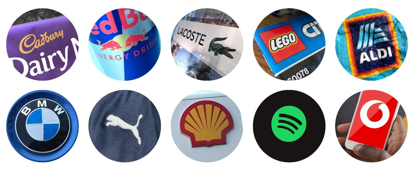 We Asked 100 People to Draw Famous Logos from Memory. Here