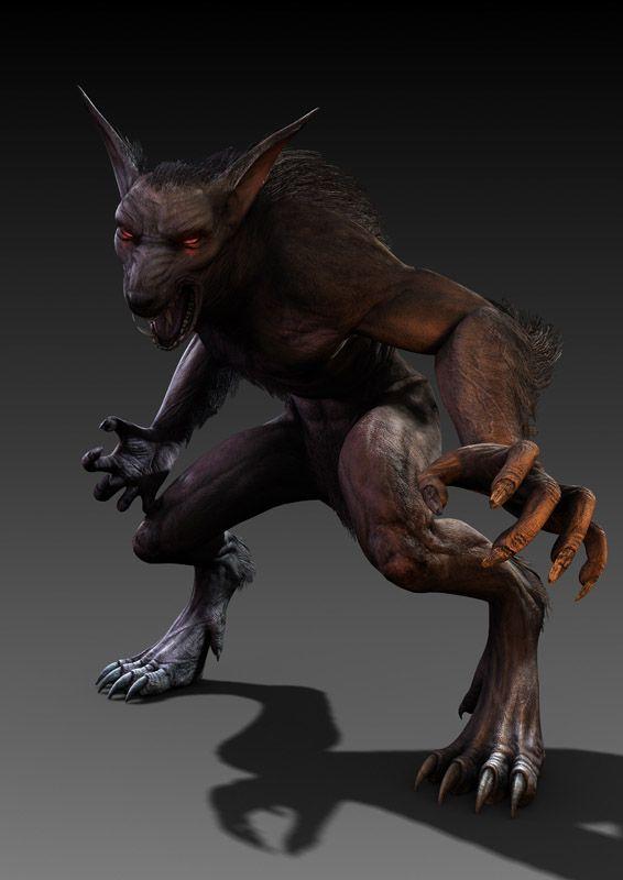 543 - Werewolves