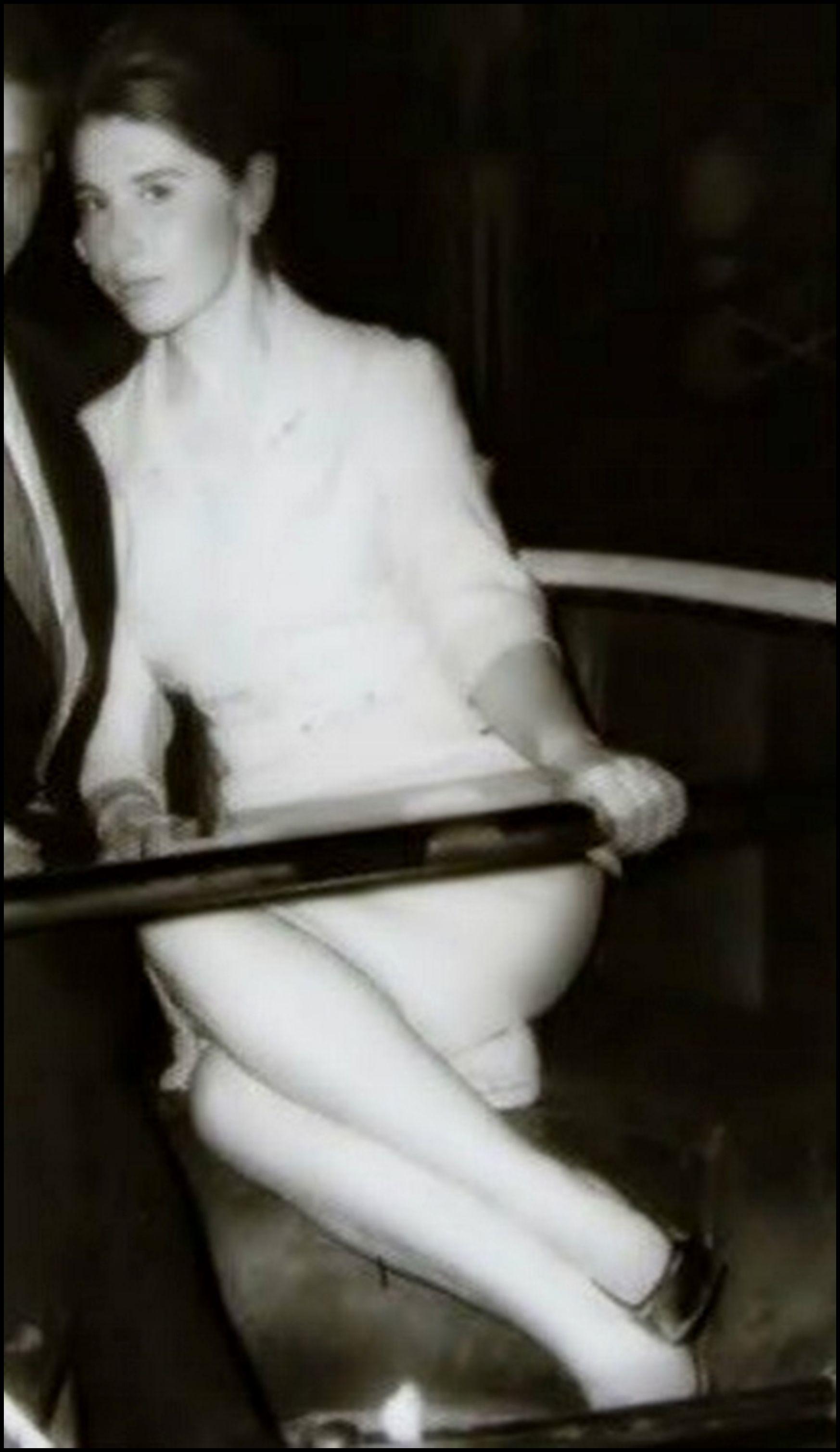 CON FERNANDO OSBORNE EN LA FERIA DEL PUERTO EN LA VICTORIA 1963 -