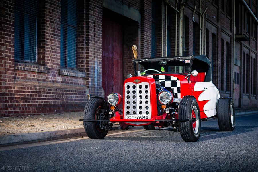 Chevrolet Hot Rod 1928