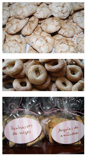 Storas na Cozinha: doces