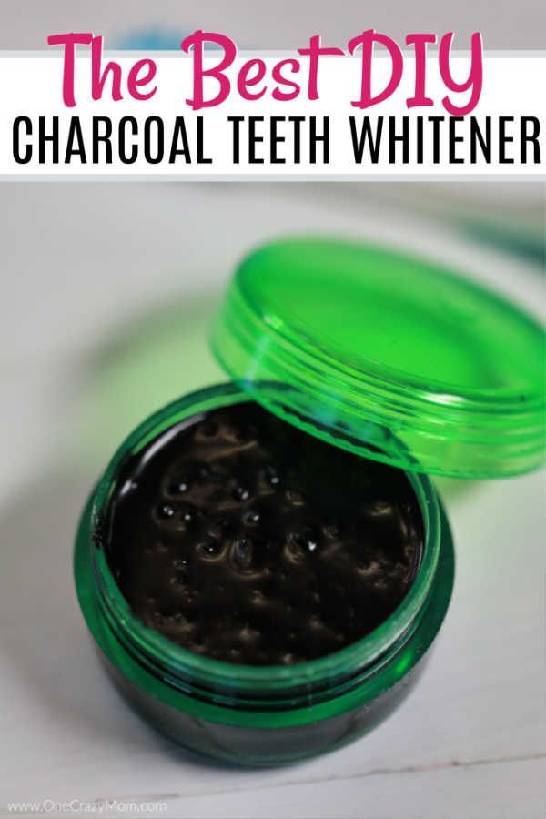 Activated Charcoal Teeth Whitening - charcoal teeth whitening diy #bestteethwhitening