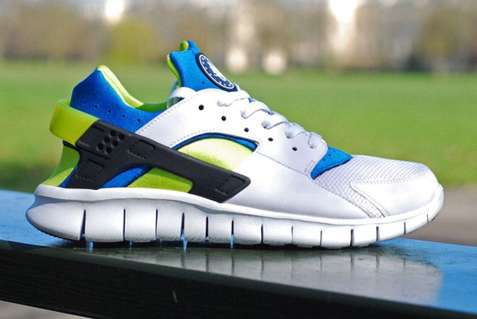 Nike Huarache Free 2012 Men Running | International College