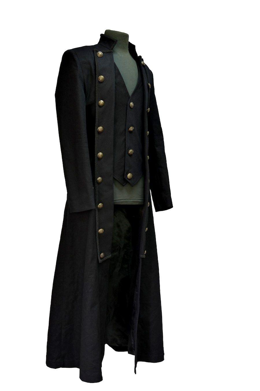 Manteau long pour homme pas cher