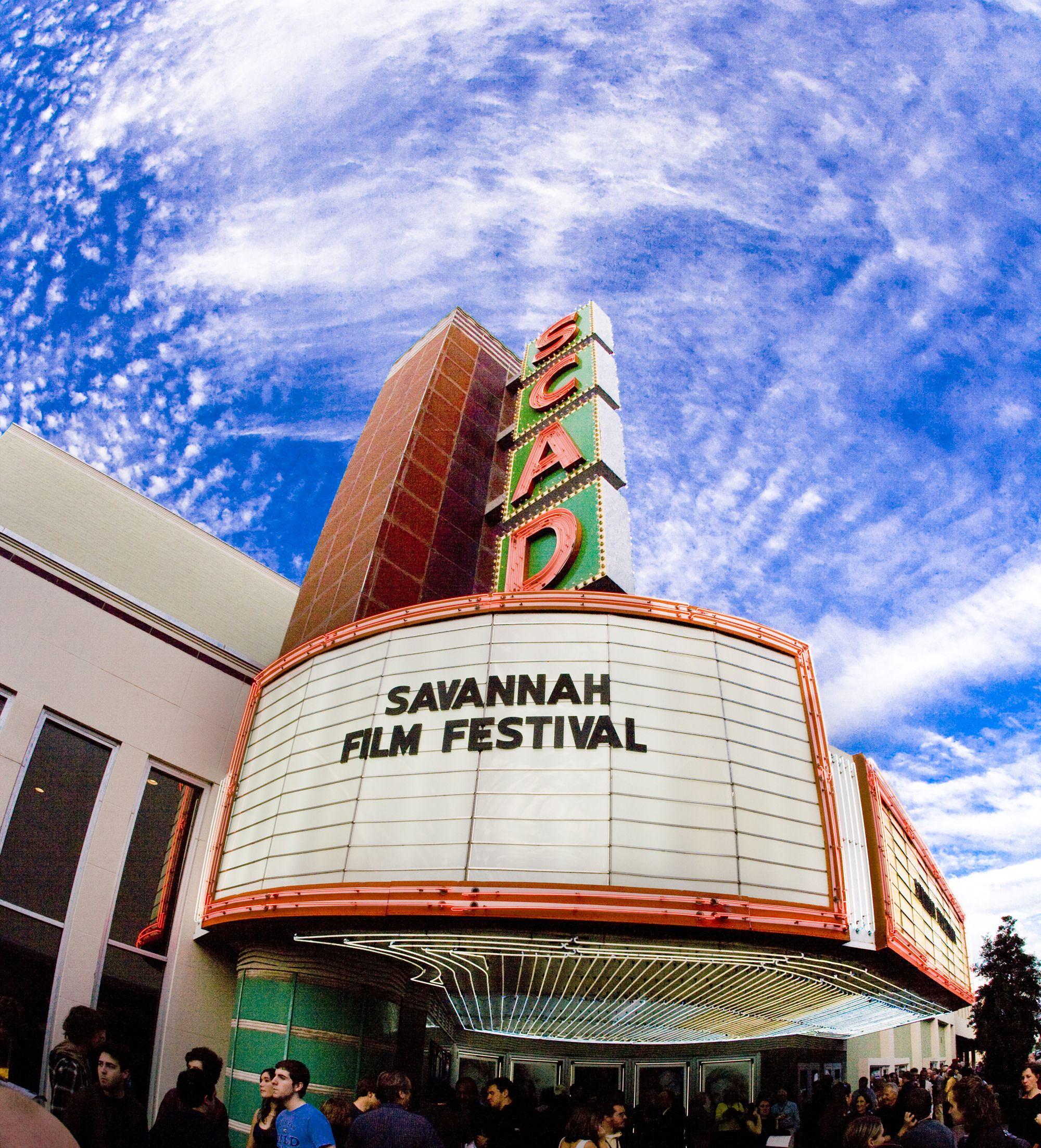 Savannah Film Festival Savff With Images Savannah Chat Film