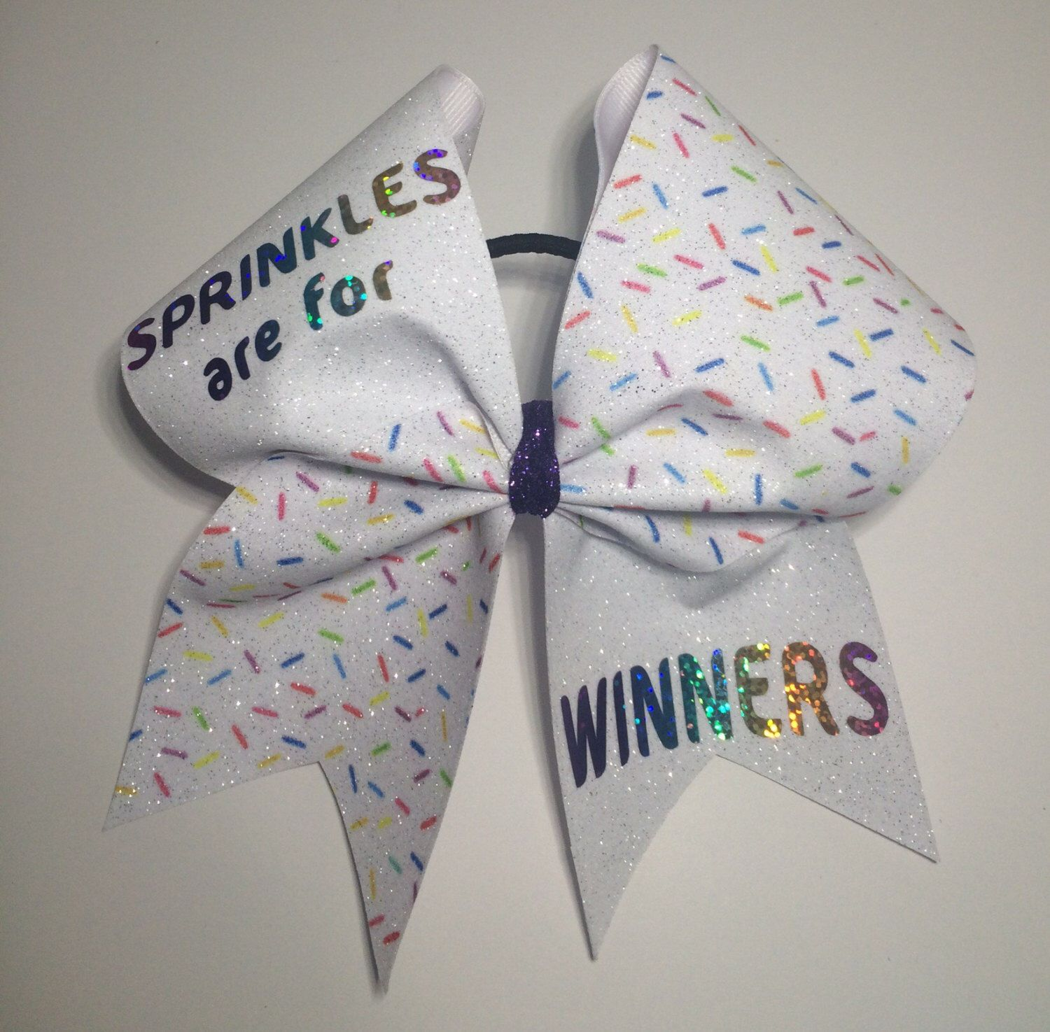 Pin by Kristine Wright on Cheer Bows | Cute cheer bows ...