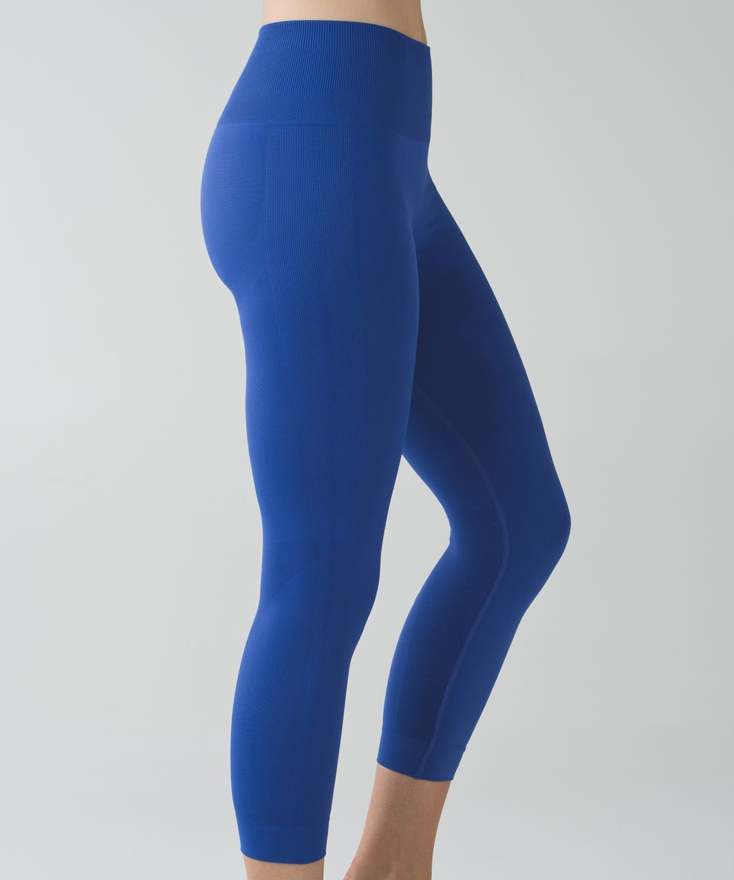cde762fc2d8a8 Lululemon Zone In Crop - Sapphire Blue | Visit SecondaryBehavior on ...