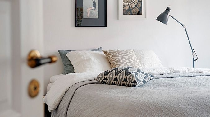 estilo nordico Caleta Pinterest Bedrooms