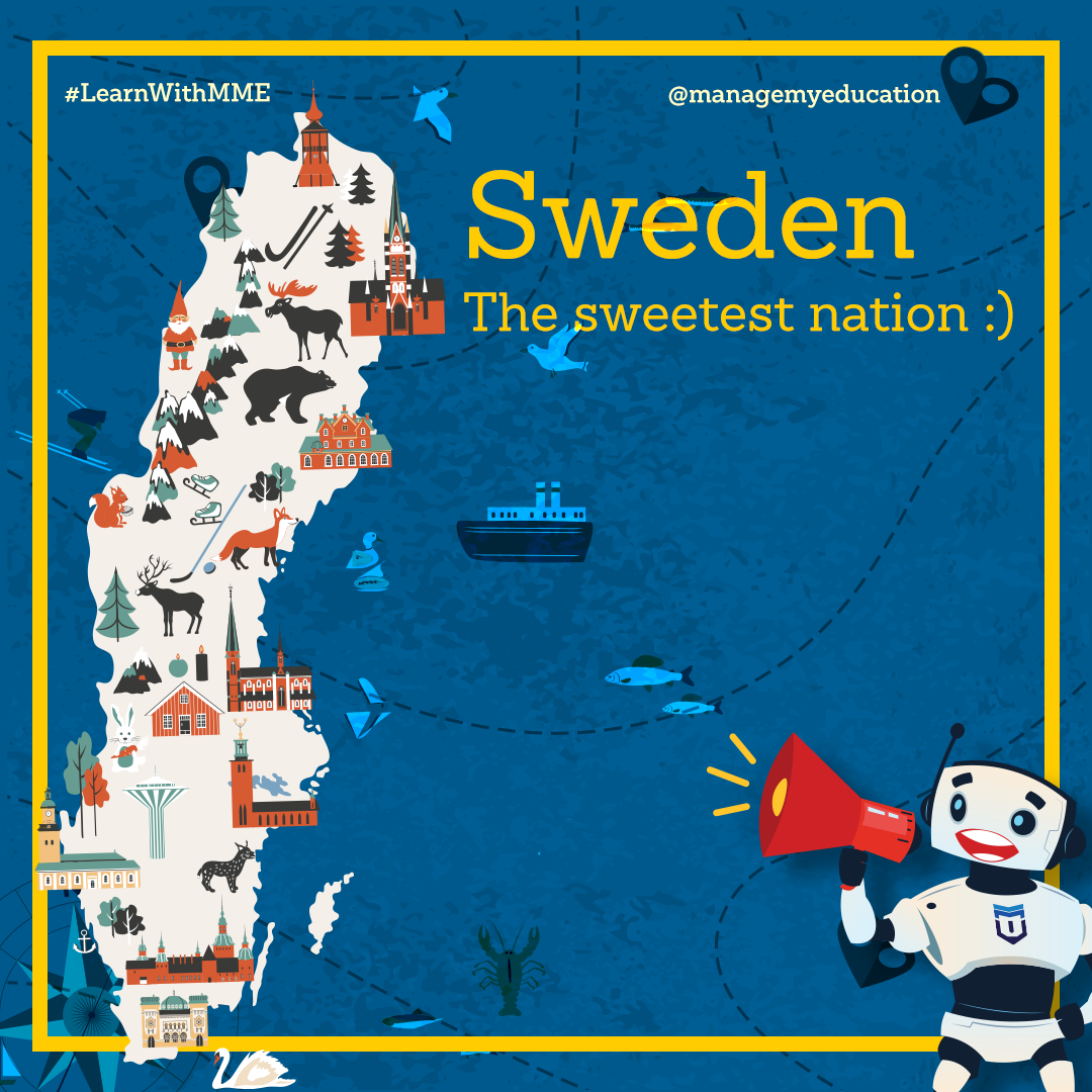 Sweden The Sweetest Nation Sweden Study Abroad International Education