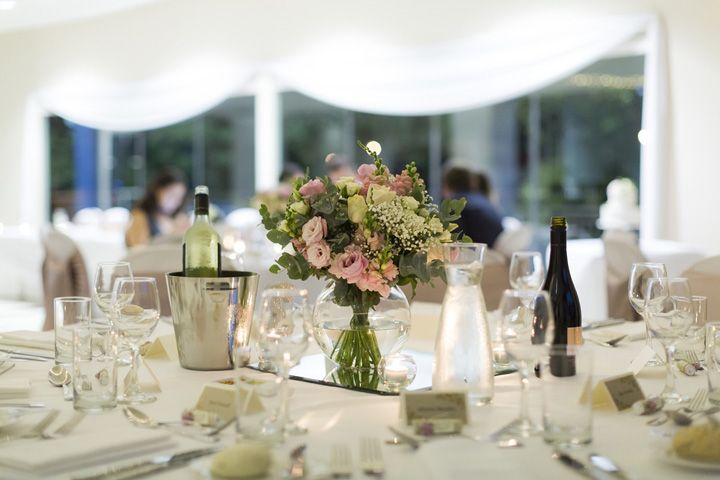 Wedding Reception at Hunter Valley Garden | itakeyou.co.uk #wedding #classicwedding #pinkwedding #weddingreception #huntervalleywedding #australiawedding #destinationwedding