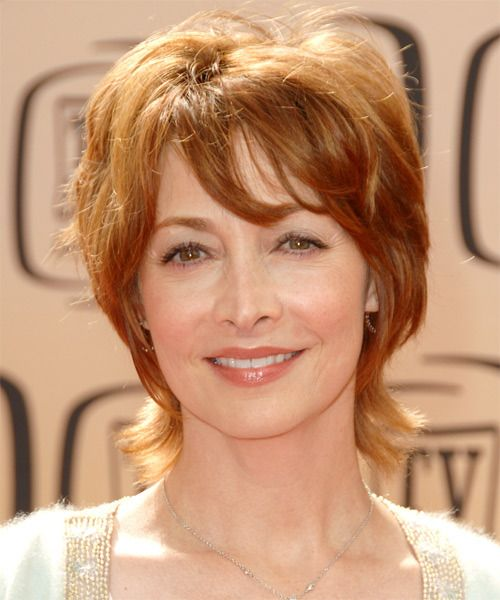short hairstyles for women over 50 round face  hairstyles