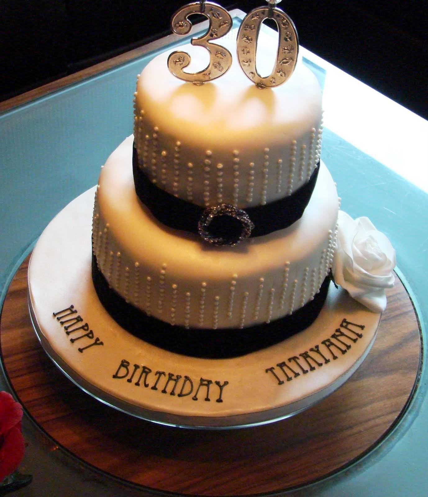 30th birthday cake ideas 30th birthday cake ideas for