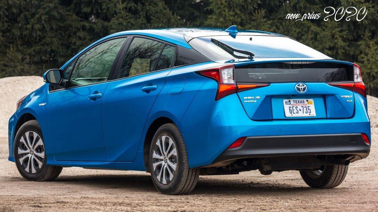 New Prius 2020 New Model And Performance In 2020 Toyota Prius Hybrid Toyota Prius Prime Toyota Prius