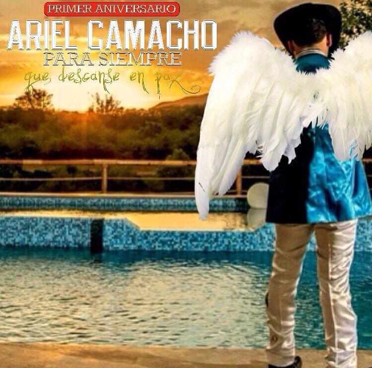 Ariel Camacho #ArielCamachoPorSiempre