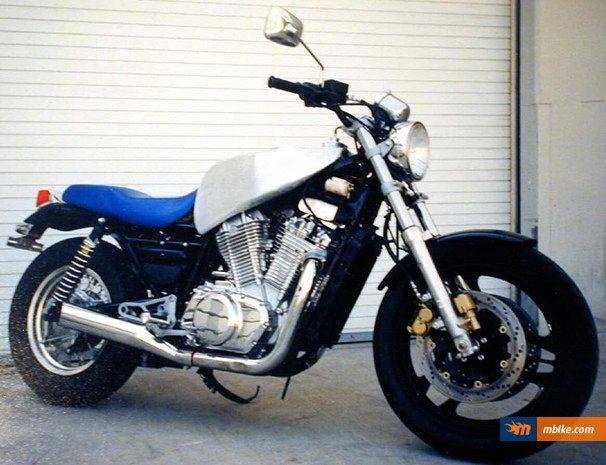 1986 Suzuki VX800 Concept