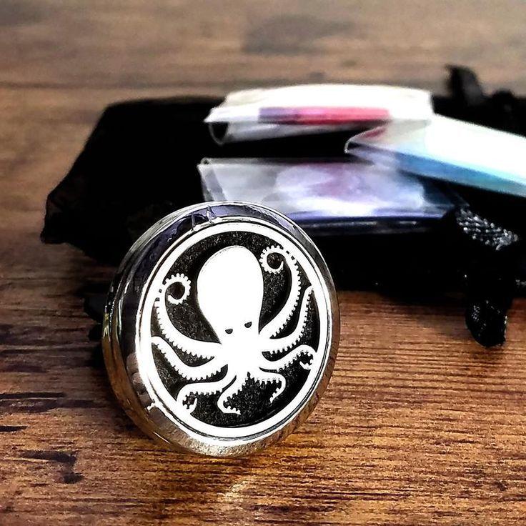 Octopus Kraken Car Air Freshener! Looks great in cars