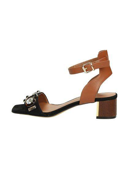 lola cruz Zapatos de Vestir Para Mujer Marrón Marrón RisQe9LdV