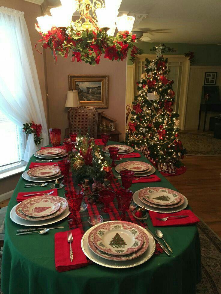 Navidad navidad mesa navidad decoracion navidad - Decoracion mesa de navidad ...
