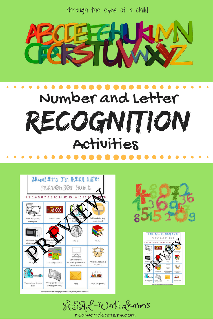 Letter Recognition Activities | Activities, Learning process and Pre ...