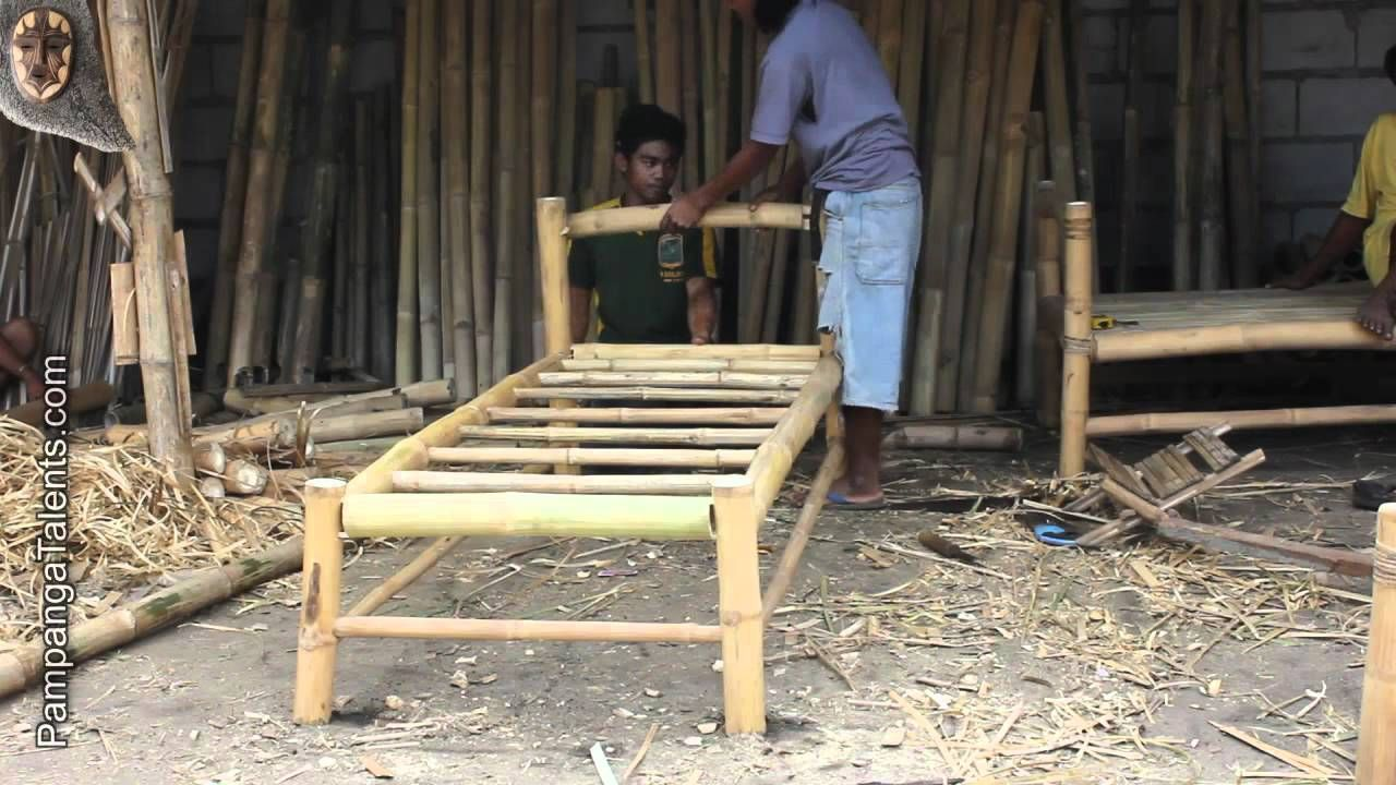 Bamboo Furniture Maker In Pampanga Philippines Bamboo