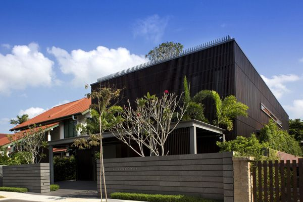 Simple Designed Houses In Singapore