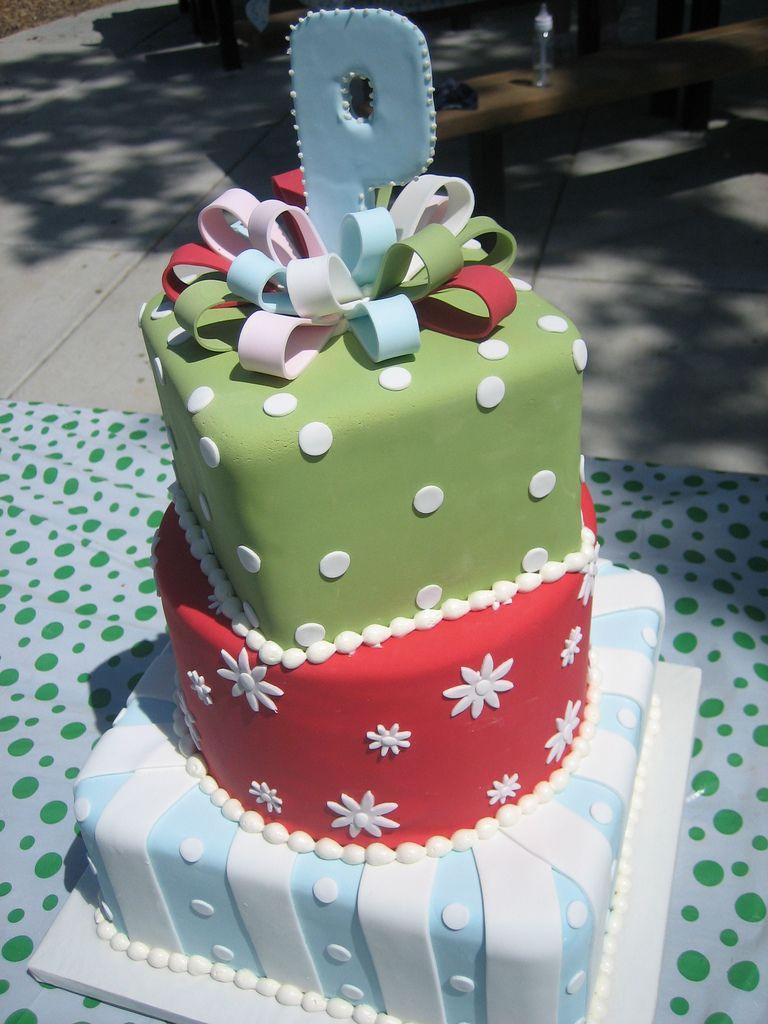 Ice Cream Cake Recipe Cute birthday cakes, Cool