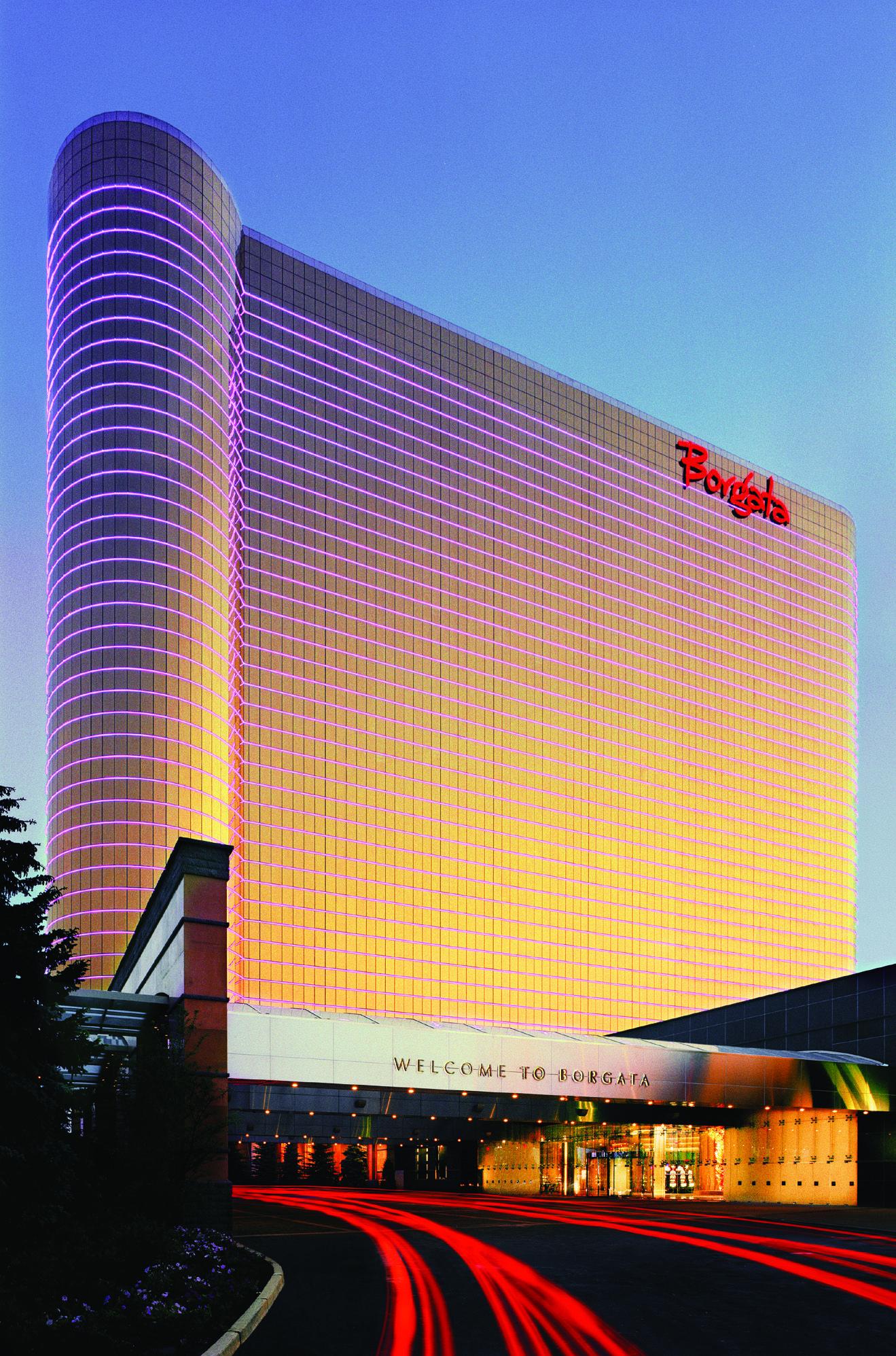 Borgata Hotel Casino Spa Atlantic City Nj Atlantic City Hotels Weekend Getaways From Nyc Atlantic City