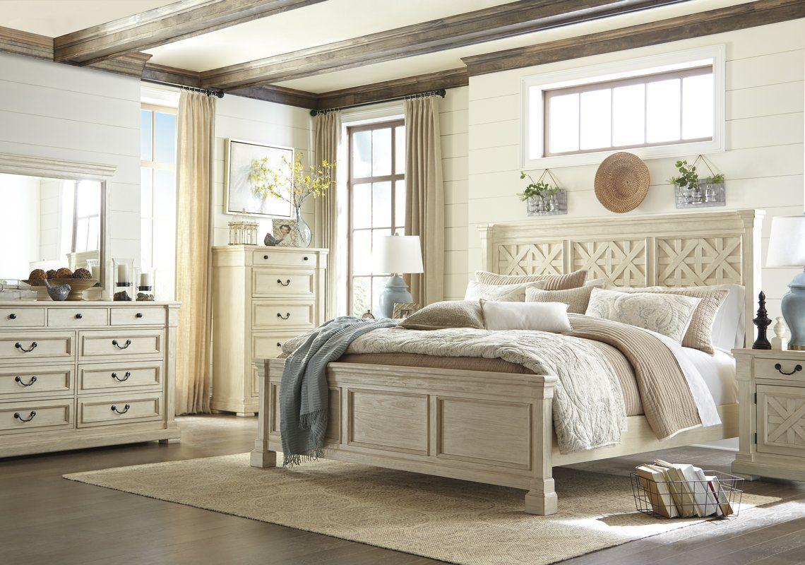 Best Amberlyn Panel Headboard Bedroom Furniture Sets White Paneling Remodel Bedroom 640 x 480