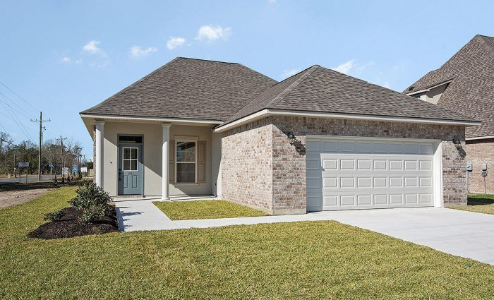 Homes In Gonzales La At Trace New