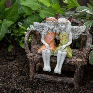 Best Friends Mini Fairy: Fairy Garden Miniature