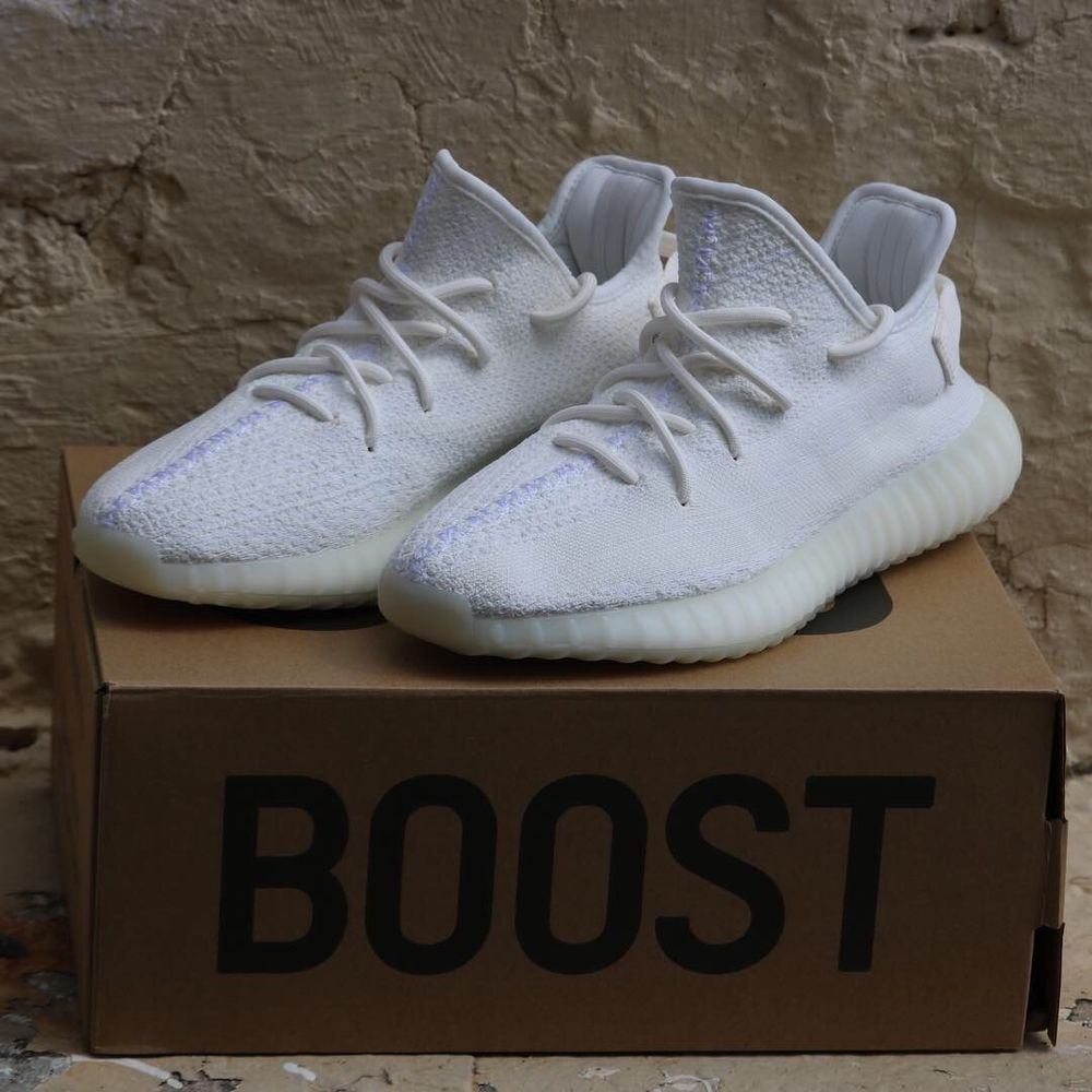 db293dc046e2f Yeezy Boost 350 V2 Triple White (Size 11)  fashion  clothing  shoes   accessories  mensshoes  athleticshoes (ebay link)