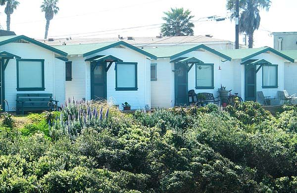 Surfside Cottages Ocean Beach, San Diego, CA