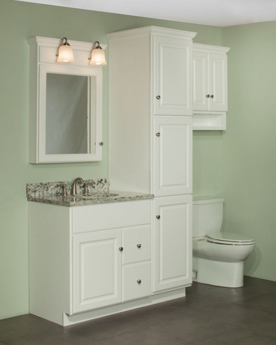 Light green bathroom paint - Interior Furnitures Delightful Of White Design Decoration Using White Wood Linen Cabinet Hamper Including Light Green Wall Paint Single White Wood
