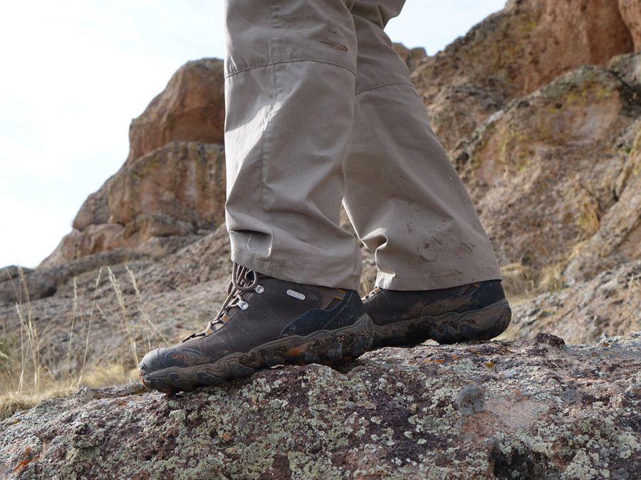 ba292735403 Oboz Bridger Mid BDry Men's Hiking Boots | Oboz Fans & Reviews ...