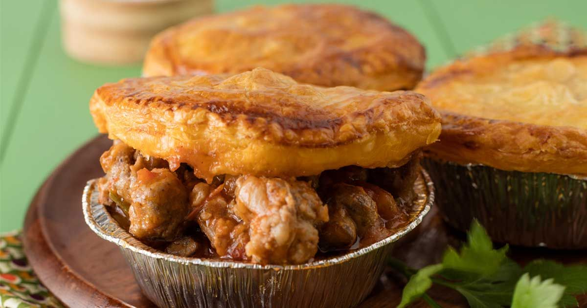Stewed Boerewors Pie | Recipe | Cooking recipes, Food